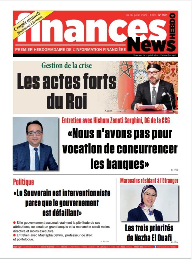 Finances News Hebdo numéro 992