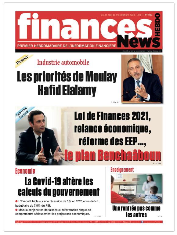 Finances News Hebdo numéro 993