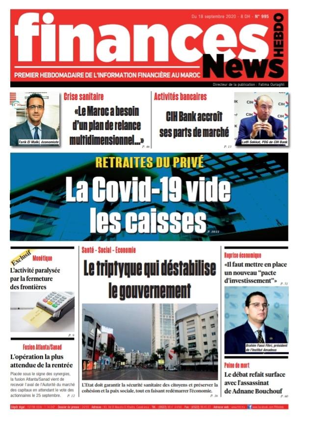 Finances News Hebdo numéro 995