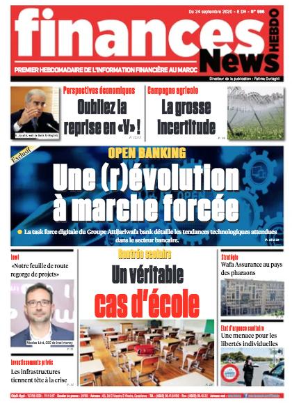 Finances News Hebdo numéro 996