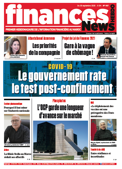 Finances News Hebdo numéro 997