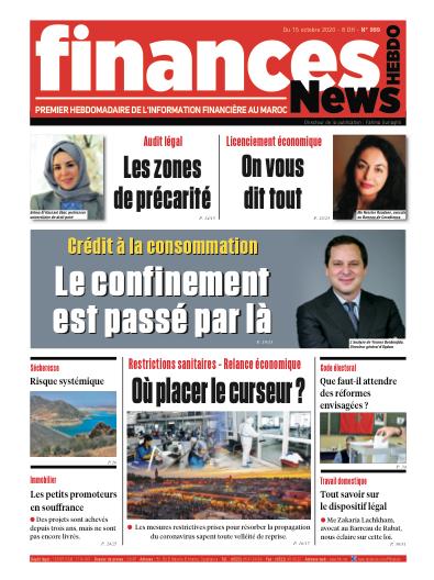 Finances News Hebdo numéro 999