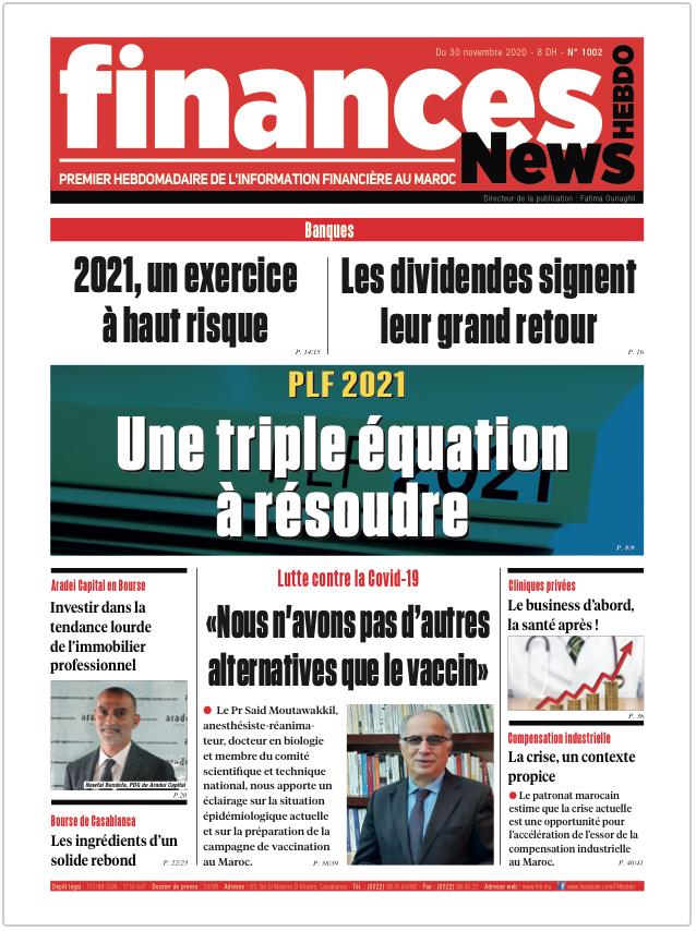 Finances News Hebdo numéro 1002