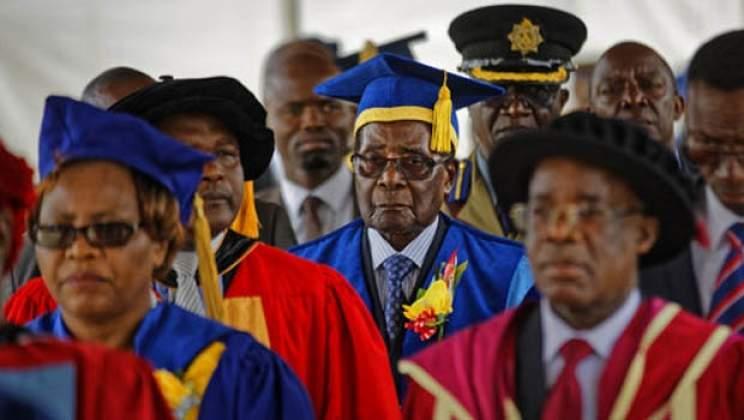 Zimbabwe : Mugabe s'accroche au pouvoir