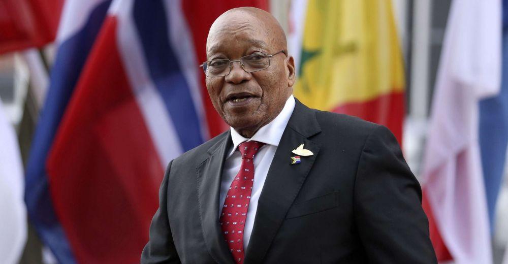 Ce qu'a dit Zuma sur sa rencontre avec le Roi Mohammed VI