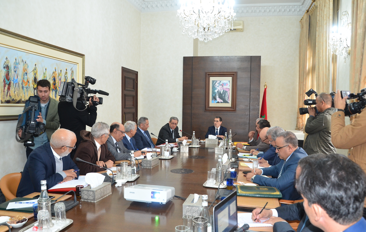 Le Chef du Gouvernement préside une deuxième réunion sur les CRI