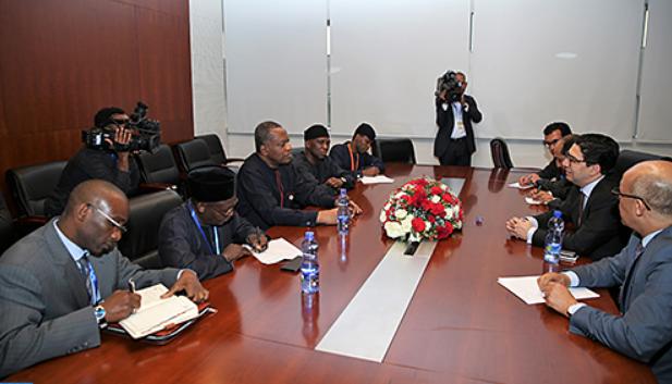 Maroc-Nigéria : vers une relance de la commission-mixte