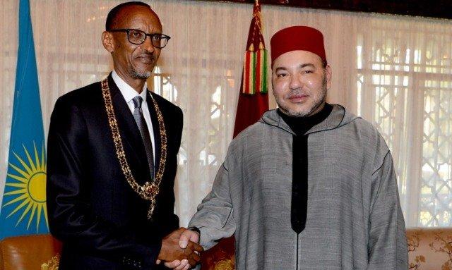 Paul Kagame, le nouvel allié du Maroc ?