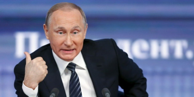 Poutine remporte la présidentielle avec 76,67% des voix