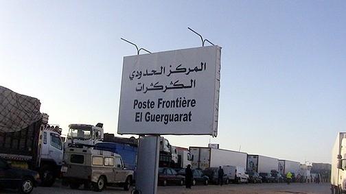 Sahara : Le Conseil de sécurité «inquiet» de la situation à Guergarat