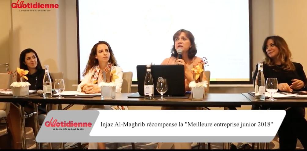 Injaz Al Maghrib récompense les meilleures Junior Entreprises 2018