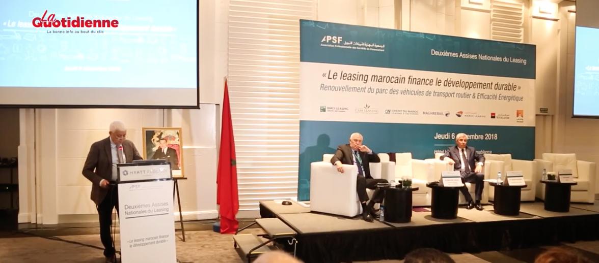 Bourse de Casablanca - Leasing: 2émes Assises Nationales