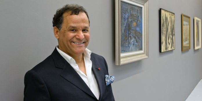 Actualité culturelle: Exposition du peintre marocain Mehdi Qotbi à Paris