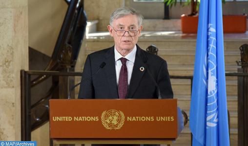 Sahara marocain : Démission de l'envoyé personnel du Secrétaire général de l'ONU, Horst Köhler