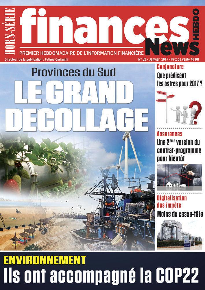 Télécharger revue Développement des provinces du sud Maroc