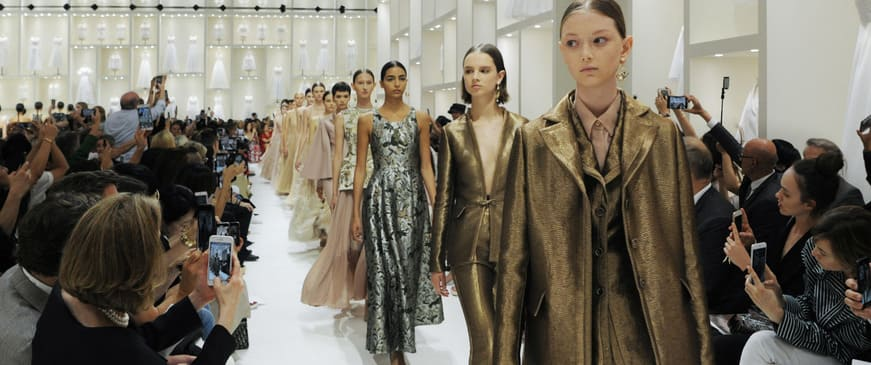 Actualité culturelle  - la France organise le 1er défilé Dior au Maroc