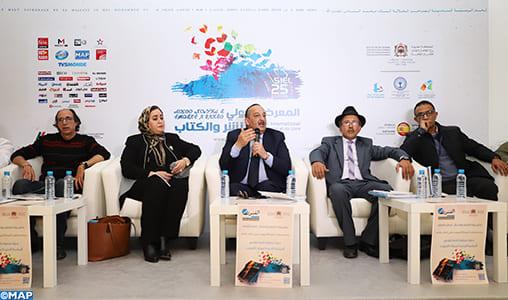 Actualité culturelle marocaine: Record de visiteurs pour le Salon du Livre