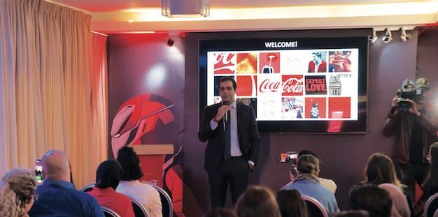 Actualité culturelle   Cinéma partenariat entre Marvel & Coca-Cola Maroc