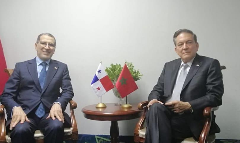 Actualité Politique - El Otmani est l'invité du président du Panama
