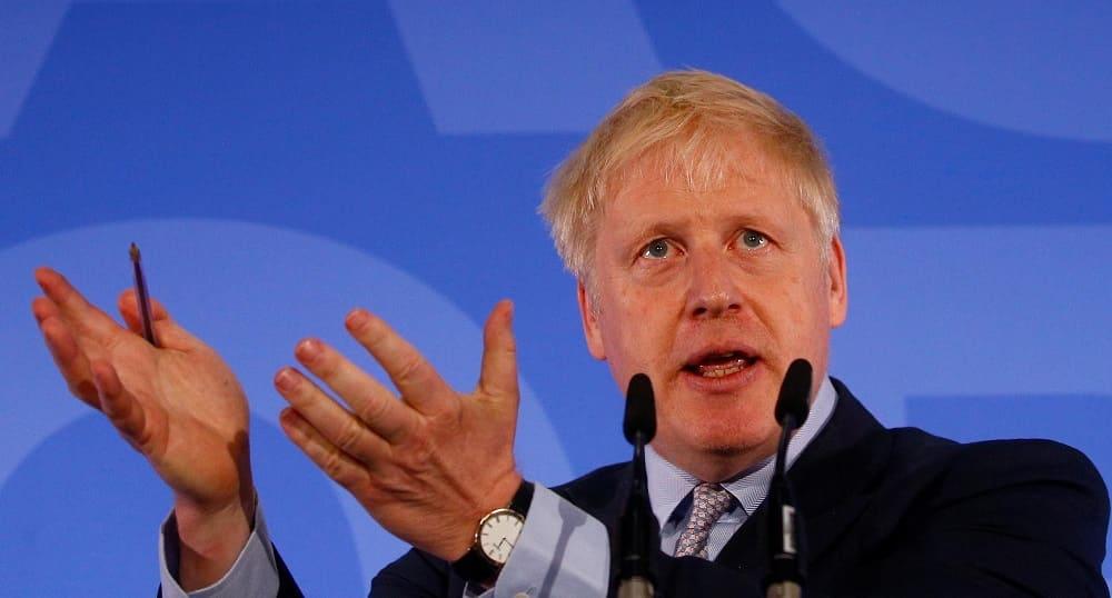 Actualité Politique - Succession de T. May : Boris Johnson vire en tête