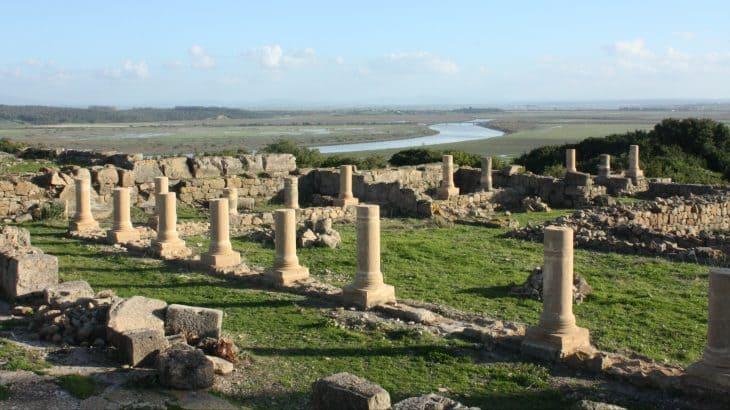 Culturelle Marocaine - Réhabilitation du site archéologique de Lixus