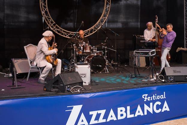 Culturelle Marocaine - 14ème édition du Festival Jazzablanca 2019