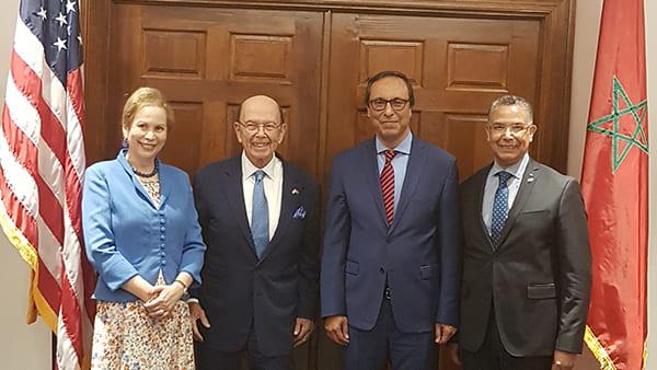 Actualités - Maroc/USA : vers une coopération dans le domaine hydrique