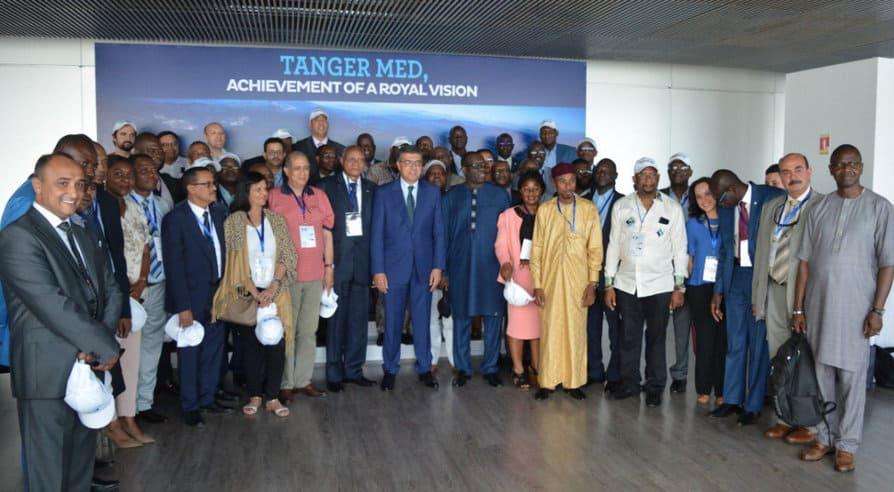 Tanger Med - Task Force : Nouvelle plateforme digitale | Actualité Maroc