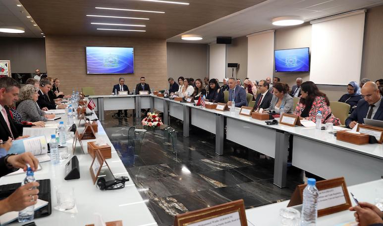 ALE Maroc-USA : Réunion à Rabat du Comité de suivi de l'accord