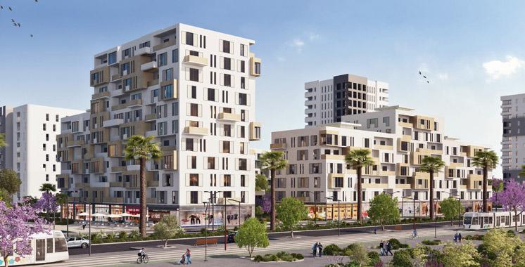 Eco-Cité Zenata : Lancement de la commercialisation des premières unités résidentielles