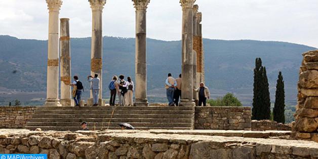 Sites historiques Maroc : forte hausse des visiteurs - Actualité Culturelle