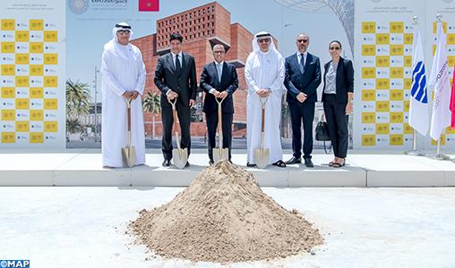 Expo 2020 Dubaï : Bakkoury lance les travaux du pavillon marocain