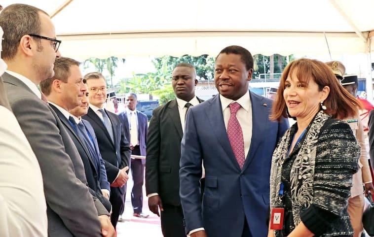 Actualité Entreprises - Majorel inaugure son premier site au Togo