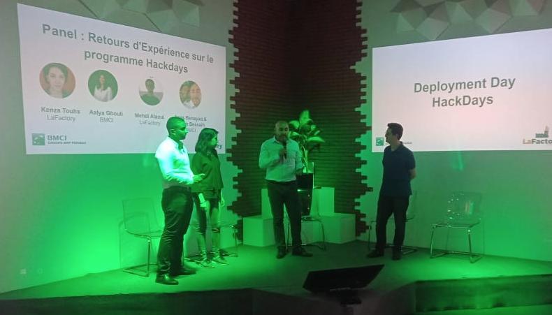 La BMCI dévoile les solutions développées par les 3 start-up finalistes de son Hackaton