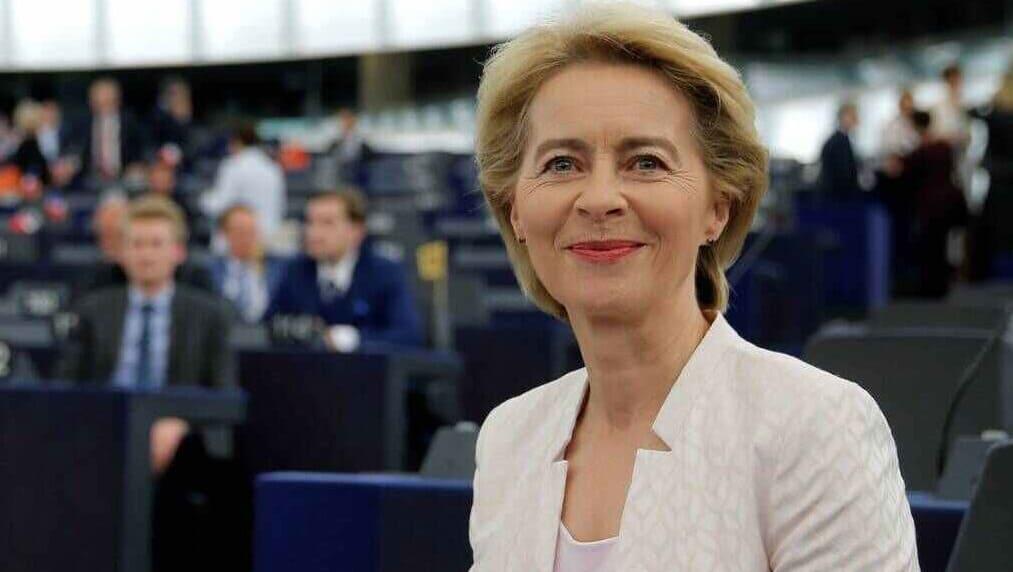 Ursula von der Leyen élue à la tête de la Commission européenne