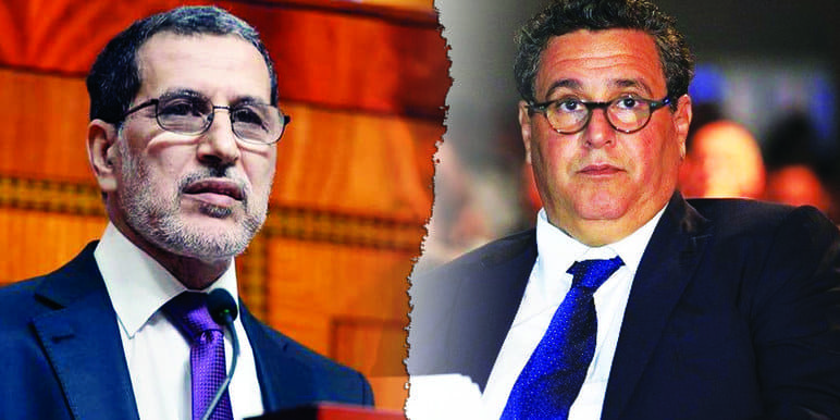 Analyse Politique Maroc - Les tensions entre le PJD & le RNI