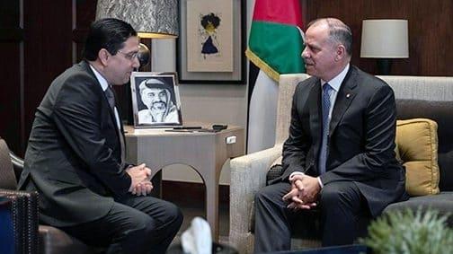 Actualité Politique Maroc - La Jordanie réitère son soutien au Maroc