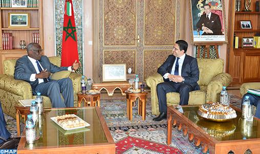 Infos - Le Maroc est préoccupé par les événements au détroit d'Ormuz