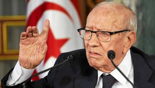 Le président tunisien Béji Caïd Essebsi est décédé