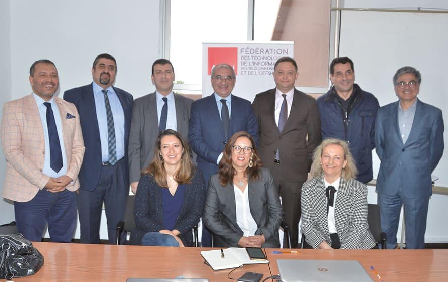 L'APEBI promeut la transition digitale au Maroc - Actualité Économique