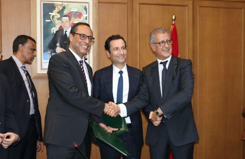 ONCF signe un protocole d'accord avec l'État - Actualité Économique