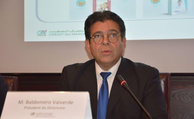 Crédit du Maroc : RNPG en hausse de 14,1% - Actualité Financière
