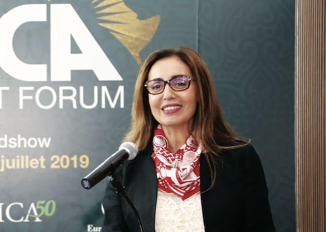 Banque africaine : Interview avec Leila Mokaddem - Info Économique