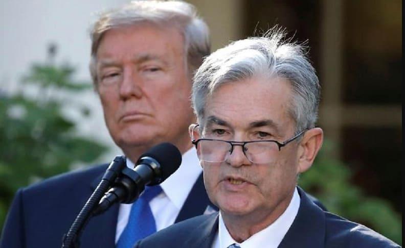 La Fed a cédé aux pressions de Trump - Actualité Économique