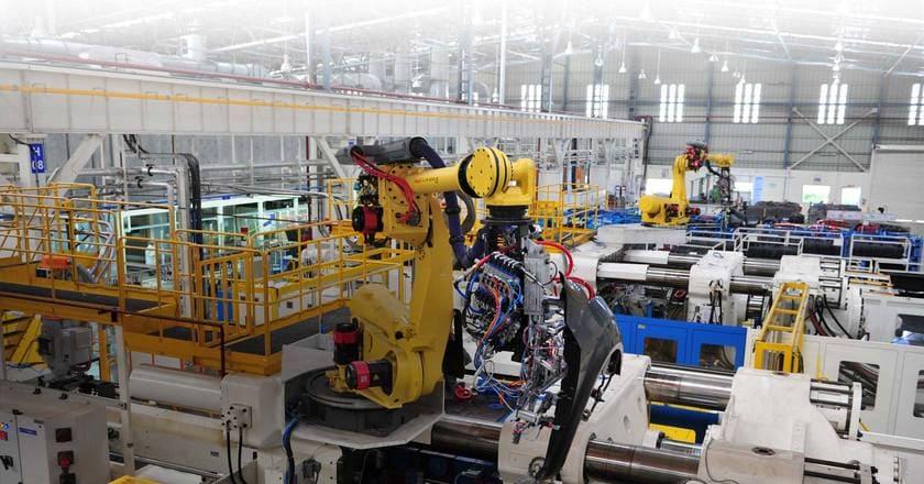 Industrie: Hausse de la production et des ventes - Info Économique