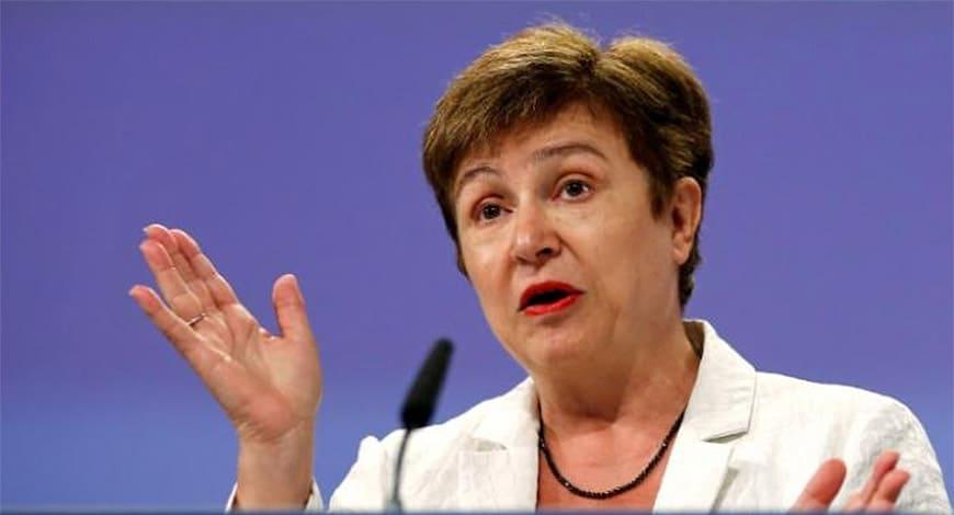 Kristalina Georgieva désignée candidate par l'UE - Actualité Financière