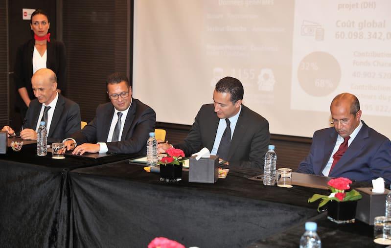Formation professionnelle : 15 projets financés par Charaka - Actu Éco