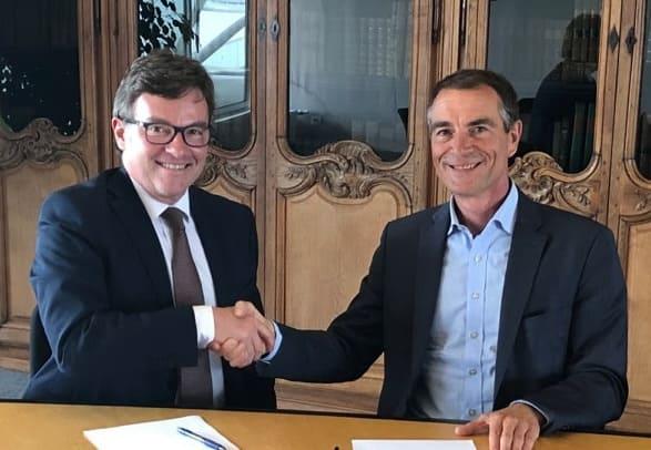 Rabat Business School signe un partenariat avec Audencia - Infos