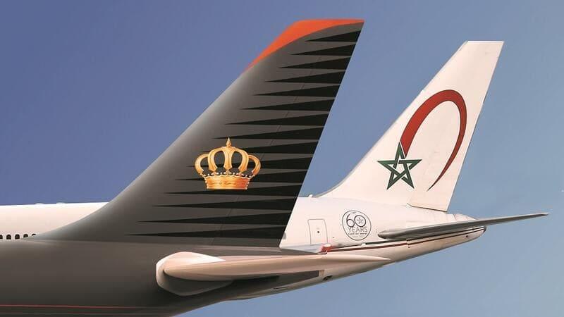 Accord signé entre La RAM et Royal Jordanian - Actualité Entreprises
