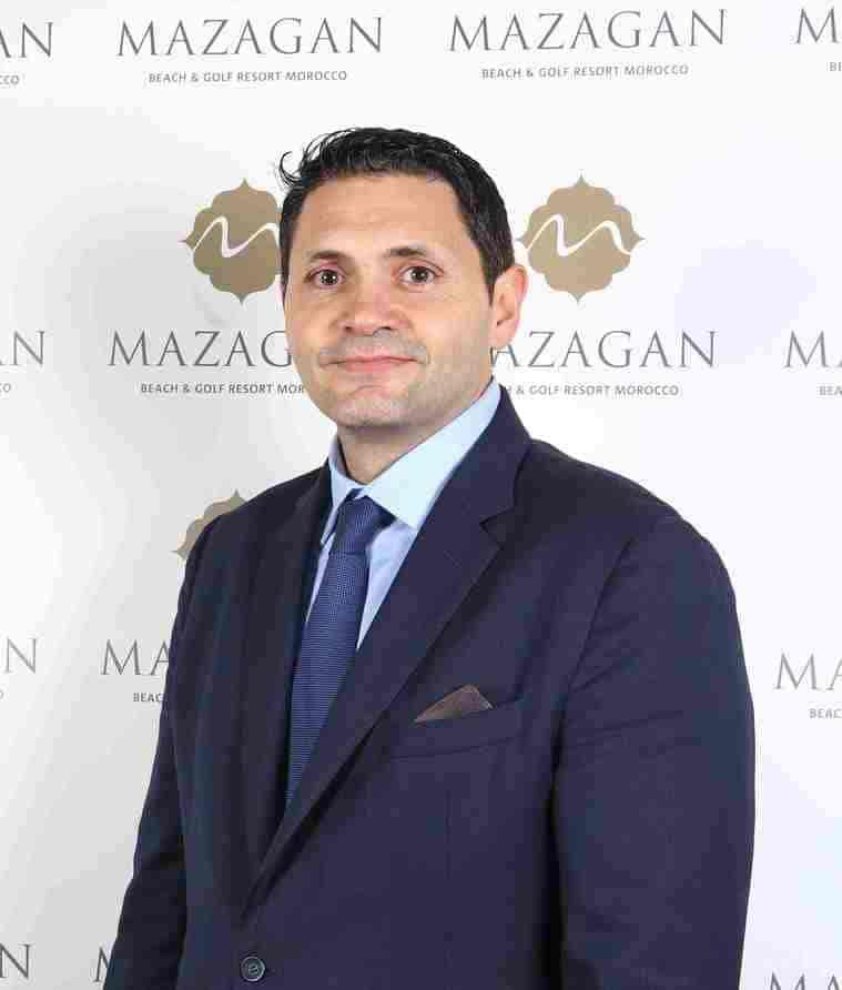 Voici le nouveau Directeur de Mazagan Beach - Actualité Entreprises